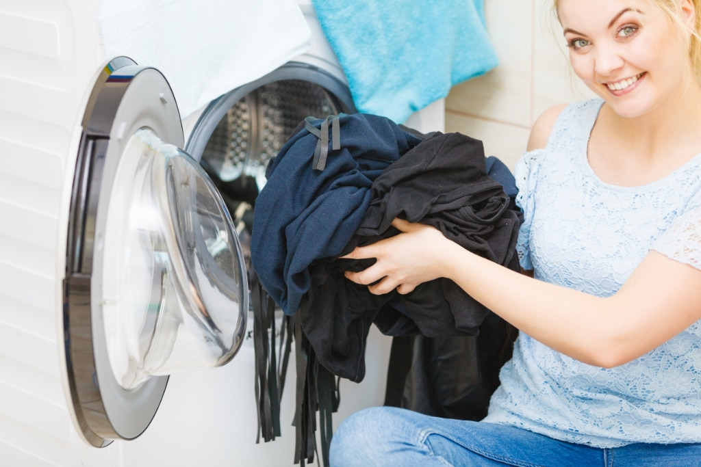 How To Wash Dark Clothes Without The Risk Of Fading