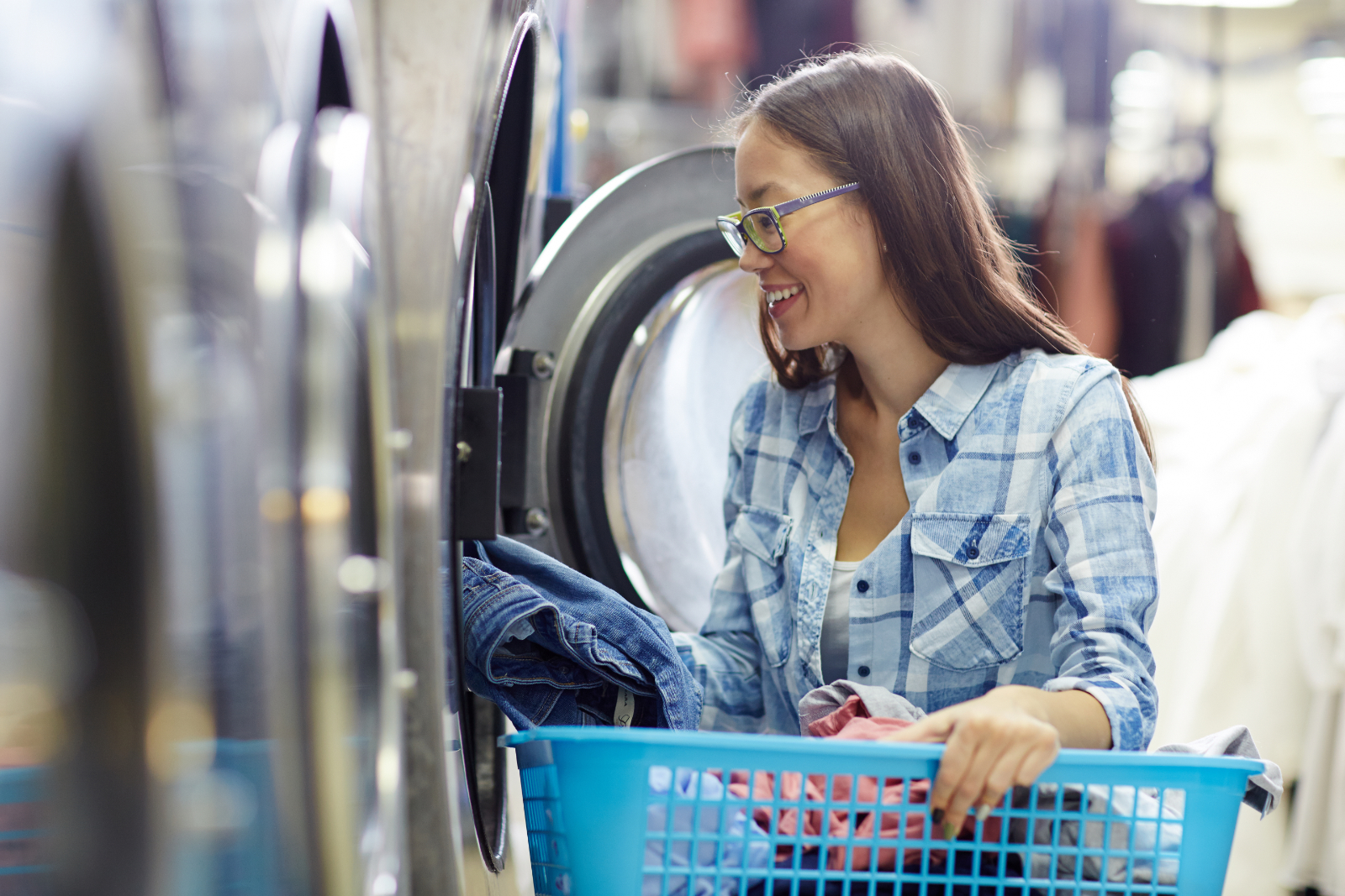 De-stress your next trip to the laundromat with these 5 tips